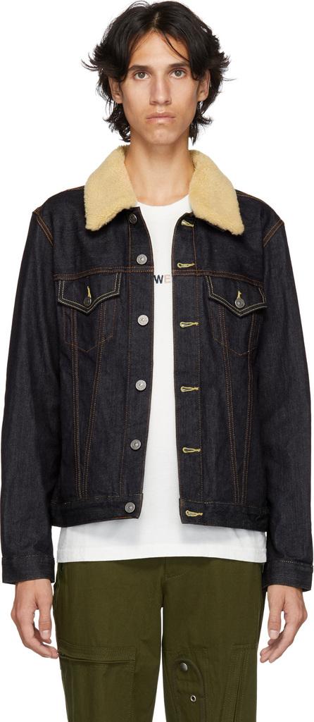 COACH 1941 Blue Denim Jacket