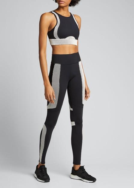 Alo Yoga Electric High-Waist Leggings