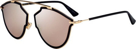 Dior So Real Riss Mirrored Sunglasses