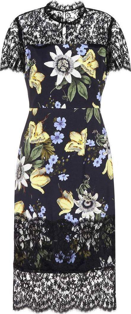 Erdem Keni floral-printed dress