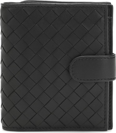 Bottega Veneta Intrecciato Mini leather wallet