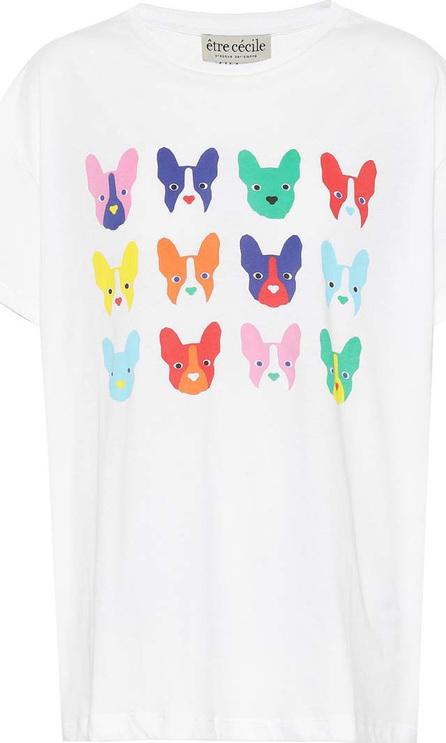 Etre Cecile Printed cotton T-shirt