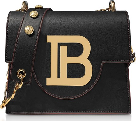 Balmain Genuine Leather B-Bag 18