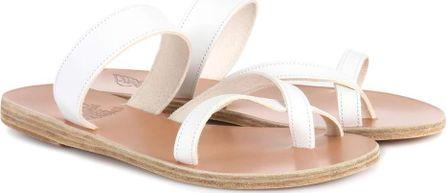 Ancient Greek Sandals Daphnae leather sandals