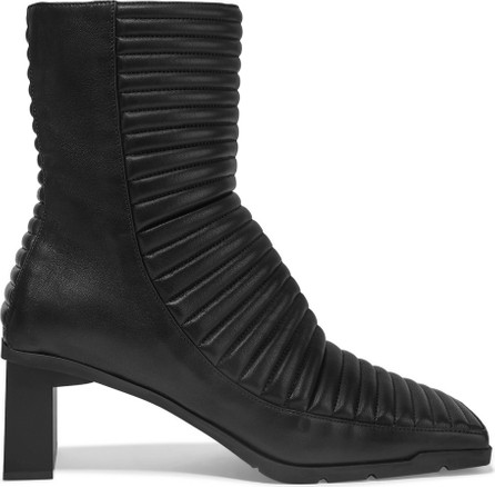 Balenciaga Quilted leather ankle boots