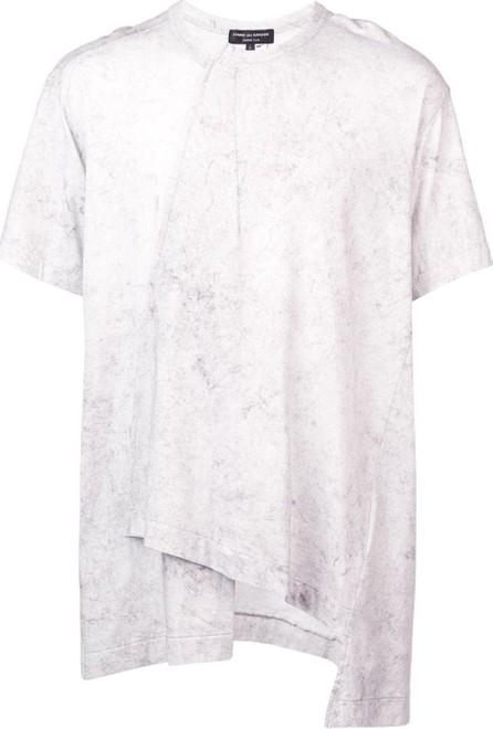 Comme Des Garçons Homme Plus Asymmetric T-shirt