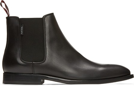 Ps By Paul Smith Black Gerald Chelsea Boots