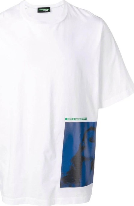DSQUARED2 Mert & Marcus 1994 x Dsquared2 graphic print t-shirt
