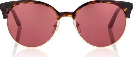 Cartier C de Cartier round sunglasses