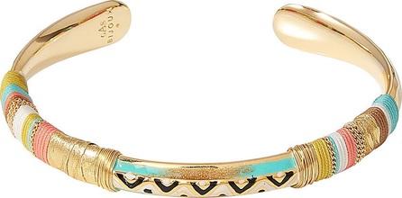 GAS Bijoux Massai 24kt Gold-Plated Bracelet