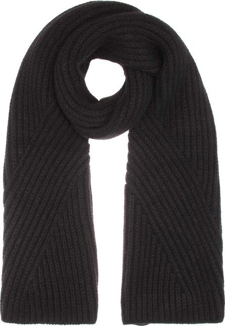 Acne Studios Hana wool and mohair-blend scarf