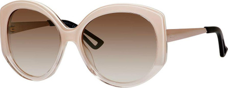 Dior Ombre Plastic Round Sunglasses