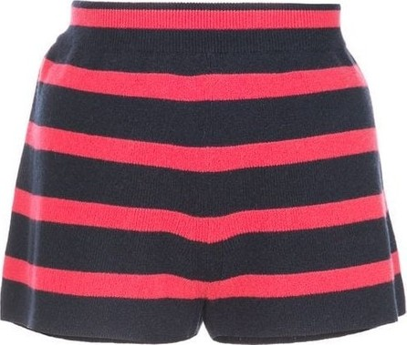Barrie Knit Striped Shorts