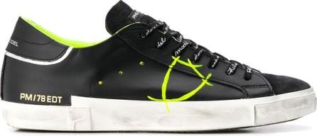 Philippe Model Paris X logo low-top sneakers