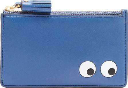 Anya Hindmarch Eyes leather cardholder