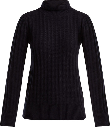 THE ROW Marton ribbed cashmere sweater