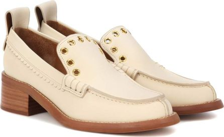 See By Chloé Leather loafers