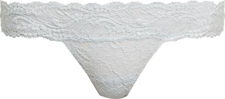 La Perla Freedom Leavers-lace Brazilian thong