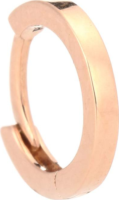 REPOSSI Mini Créole 18kt rose gold single earring