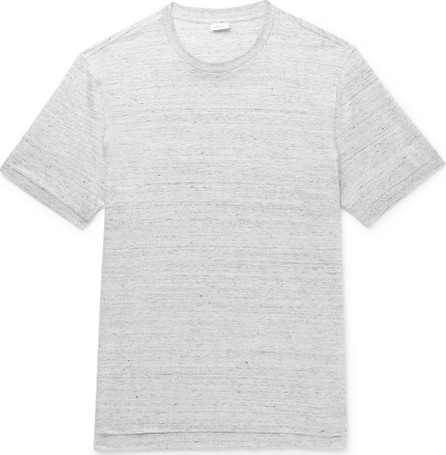 Brioni Mélange Linen-Jersey T-Shirt