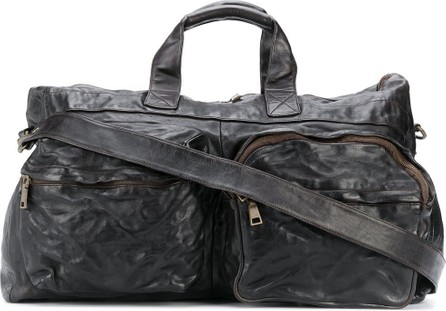 Officine Creative Crinkled holdall bag