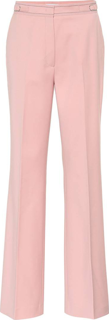 Gabriela Hearst Vesta high-waisted wool pants