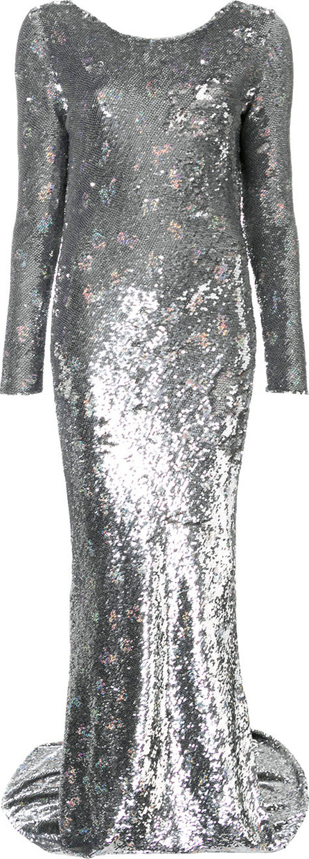 ASHISH Sequined gown