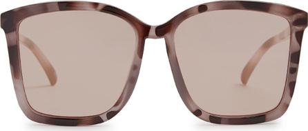 Le Specs It Ain't Baroque square-frame acetate sunglasses