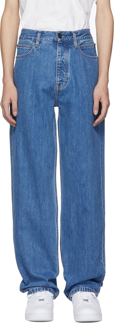 Calvin Klein Jeans Blue Baggy Jeans
