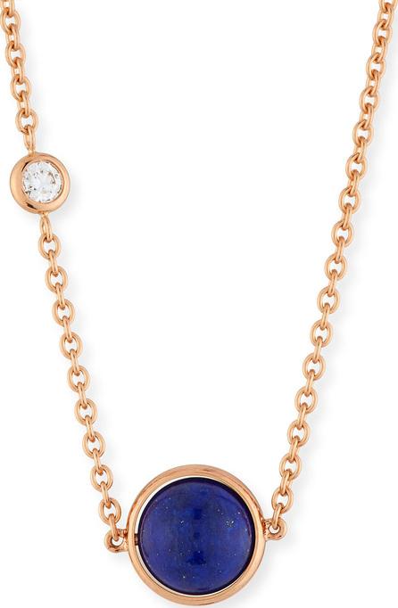 Piaget 18k Possession Lapis Pendant Necklace