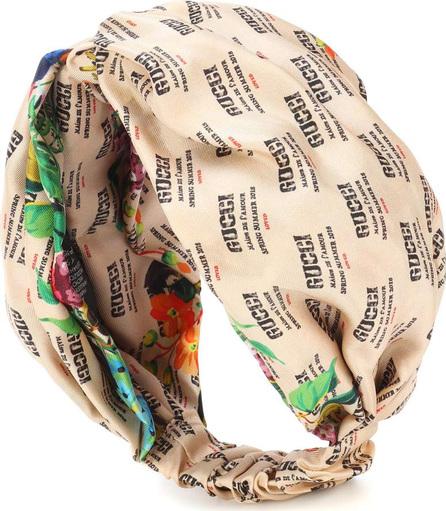 Gucci Gucci Invite silk twill headband