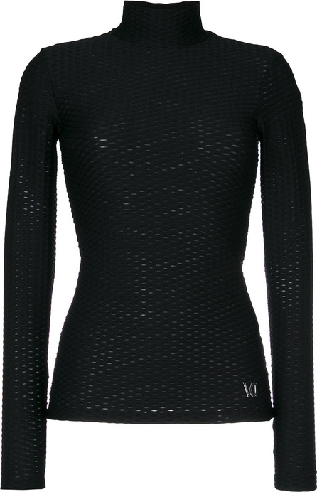 Versace Fitted jumper