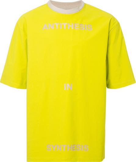 Ex Infinitas Anti-Synth round neck T-shirt