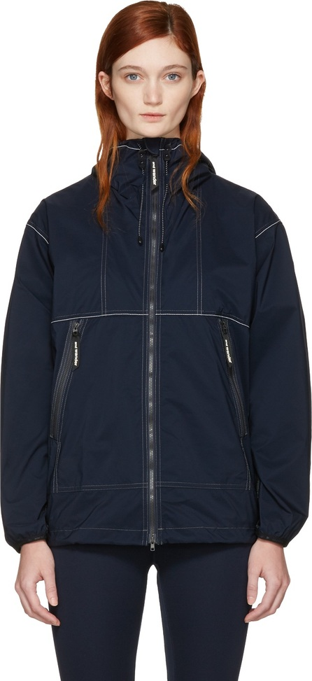 and Wander Navy Pertex Wind Jacket