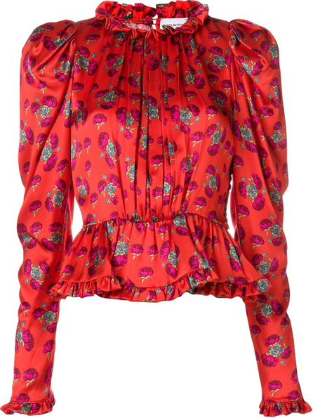 Magda Butrym Printed top