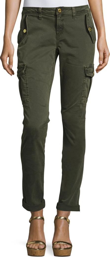 MICHAEL MICHAEL KORS Garment-Dyed Skinny Cargo Jeans