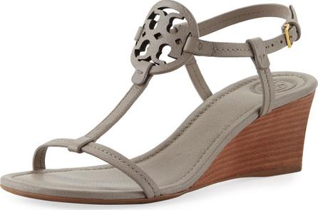 Tory Burch Miller Medallion Wedge Sandals