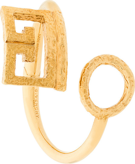 Givenchy Double G curved bracelet