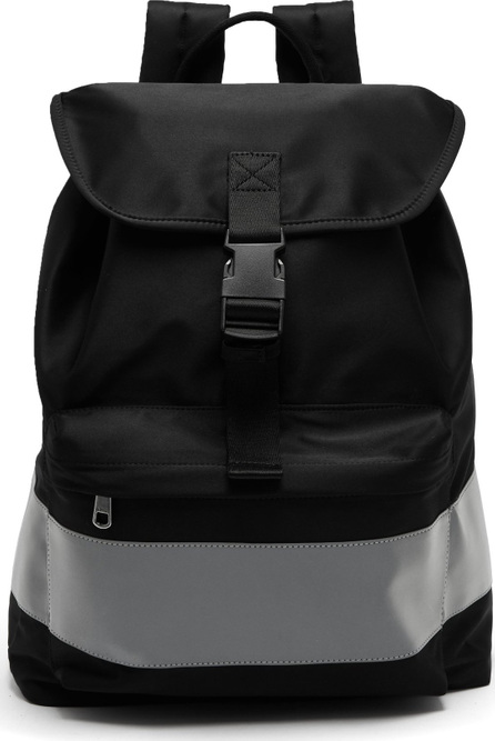 A.P.C. Telio fluorescent-band backpack