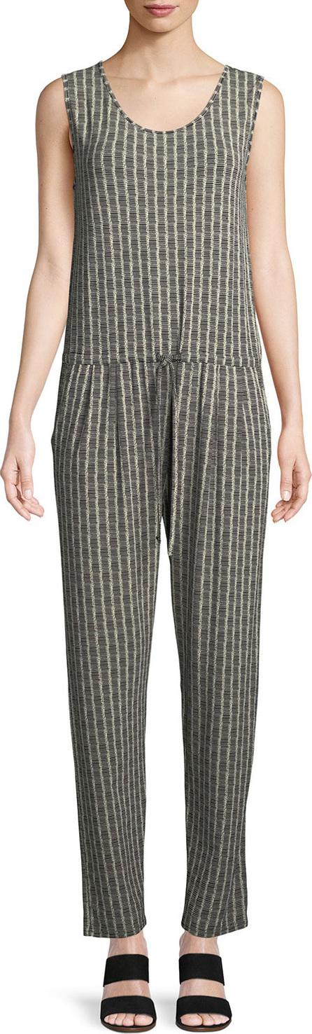 Masai Olly Sleeveless Jersey Printed Jumpsuit