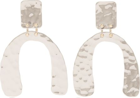 Proenza Schouler Hammered earrings