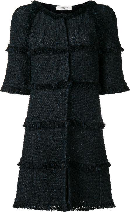 Charlott Frayed edge coat