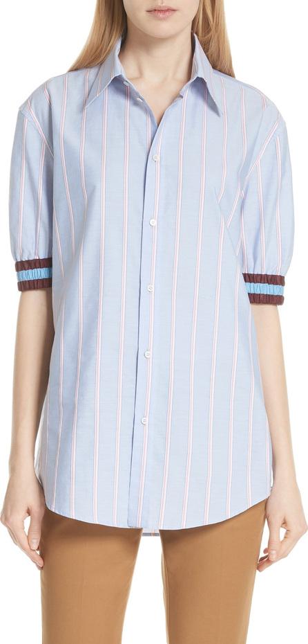 N°21 Stripe Cotton Shirt