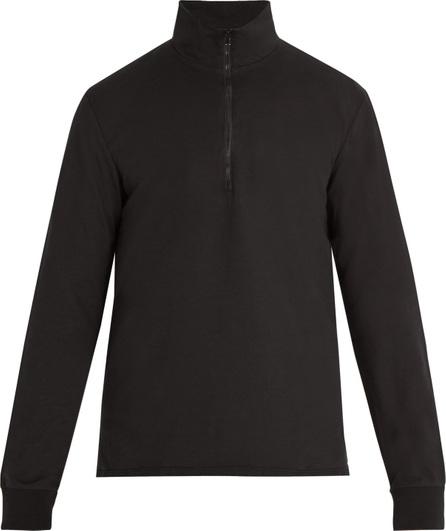 Barena Venezia Half-zip cotton sweatshirt