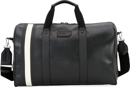 Bally Men's Stuart OF0 Faux-Leather Weekender Bag