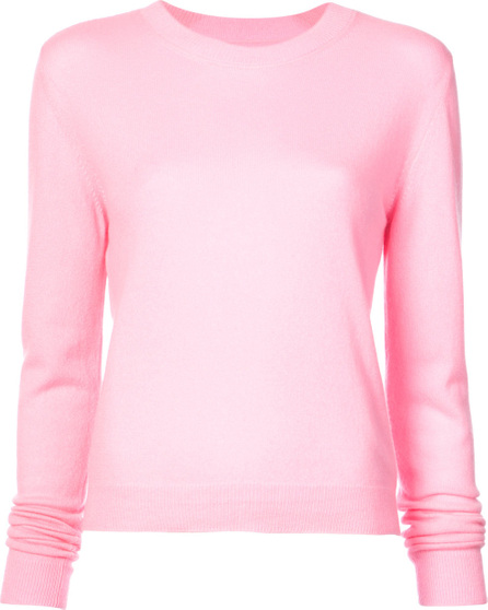 The Elder Statesman Dyed Billy cropped jumper