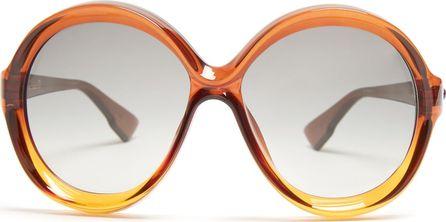 Dior Bianca round-frame sunglasses