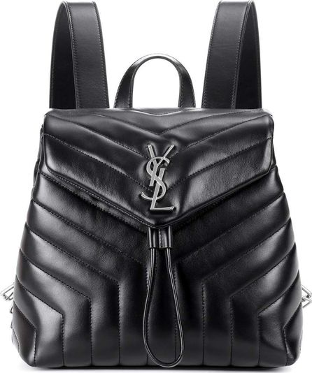 Saint Laurent Small Loulou leather backpack
