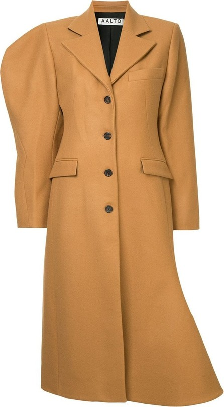 Aalto Structured long coat