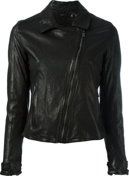 BLK DNM zipped jacket